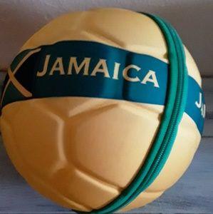 Other - Men's Jamaica Soccer Ball Duffle Bag